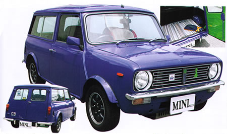 1978 MINI CLUBMAN ESTATE
